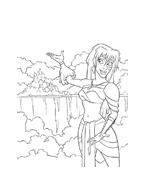 Atlantis da colorare 31