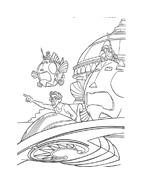 Atlantis da colorare 134