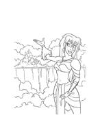 Atlantis da colorare 182
