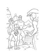 Atlantis da colorare 204