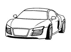 Automobile da colorare 5