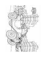 Automobile da colorare 12