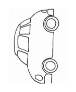 Automobile da colorare 22