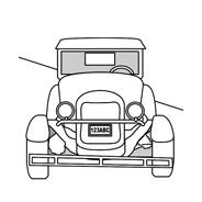 Automobile da colorare 36