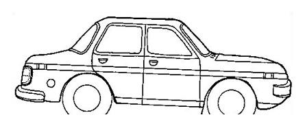 Automobile da colorare 37
