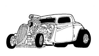 Automobile da colorare 38