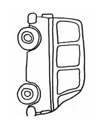 Automobile da colorare 49