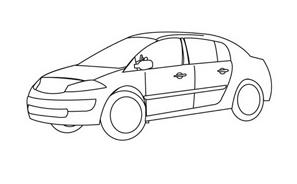 Automobile da colorare 50