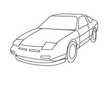 Automobile da colorare 51