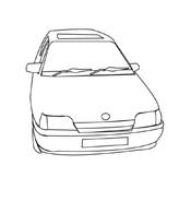 Automobile da colorare 53