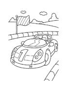Automobile da colorare 59