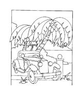 Automobile da colorare 60