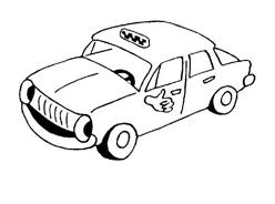 Automobile da colorare 62
