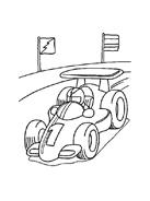 Automobile da colorare 64