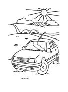 Automobile da colorare 65