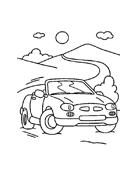 Automobile da colorare 66