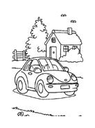 Automobile da colorare 68