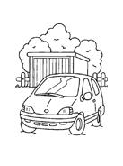 Automobile da colorare 71