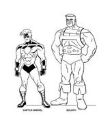 The Avengers da colorare 6