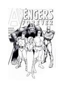 The Avengers da colorare 14