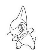Pokemon 1 da colorare 8