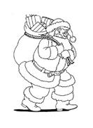 Natale da colorare 146