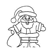 Natale da colorare 156