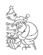 Natale da colorare 167