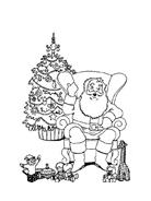 Natale da colorare 175