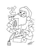 Natale da colorare 185