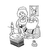 Natale da colorare 188