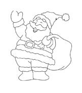 Natale da colorare 194