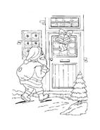 Natale da colorare 198