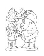 Natale da colorare 211