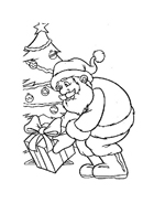Natale da colorare 216