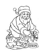 Natale da colorare 217