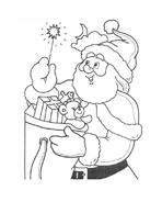 Natale da colorare 226