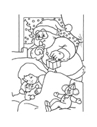 Natale da colorare 227