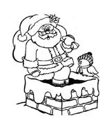 Natale da colorare 231