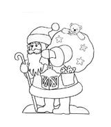 Natale da colorare 233
