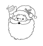 Natale da colorare 243