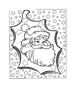 Natale da colorare 244