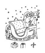 Natale da colorare 285