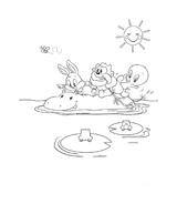 Looney toons da colorare 2