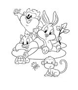 Looney toons da colorare 5