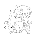 Looney toons da colorare 13