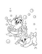 Looney toons da colorare 18