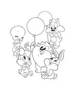 Looney toons da colorare 20