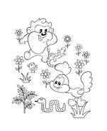 Looney toons da colorare 21