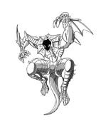 Bakugan Battle Brawlers da colorare 35